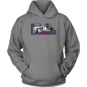 Greetings From Atlanta Postcard - Sweatshirt