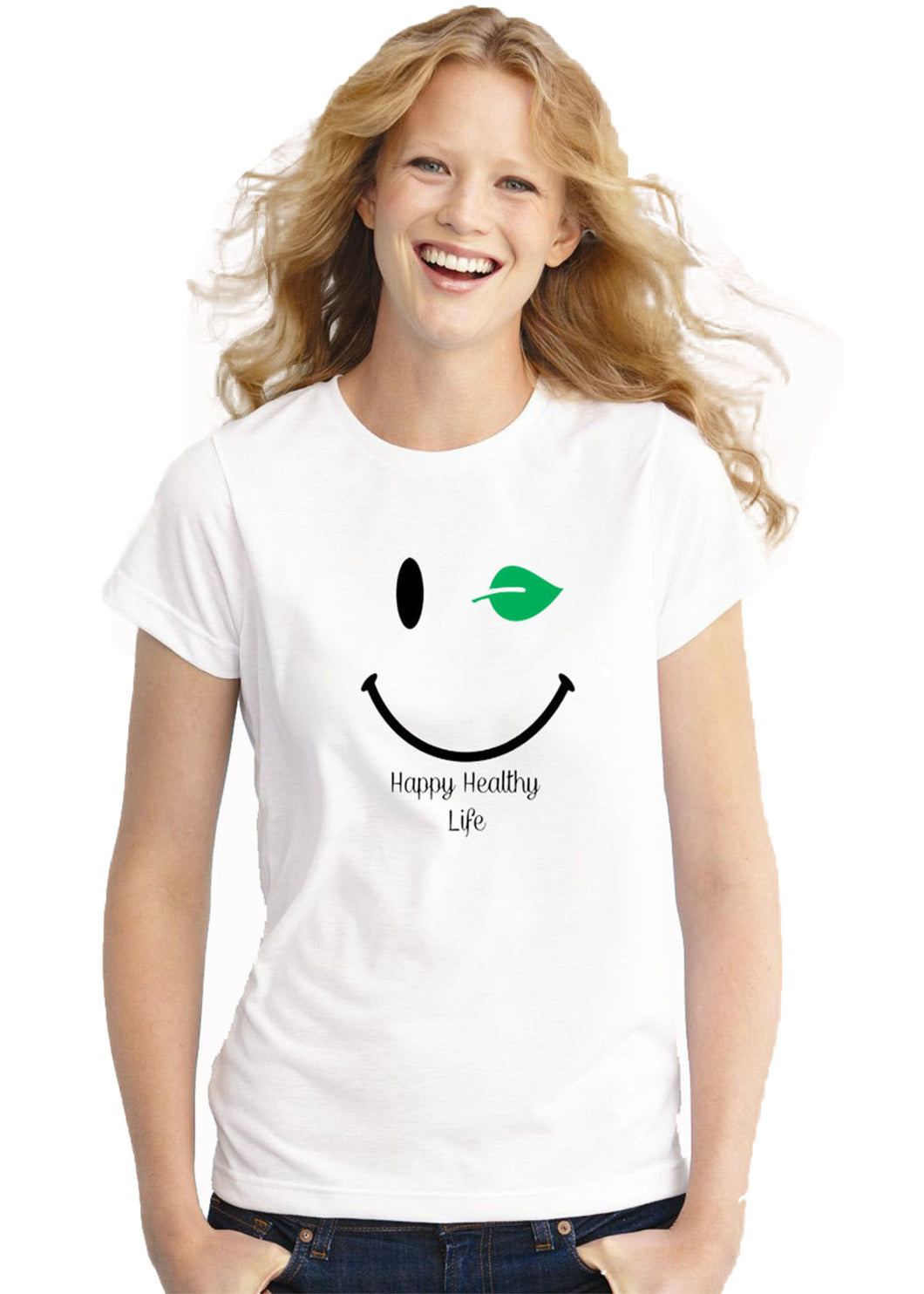 Happy Healthy Life T-Shirt