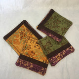 Colors of Autumn Drink Coaster Set of 4