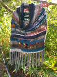 Gypsy Blanket Shawl