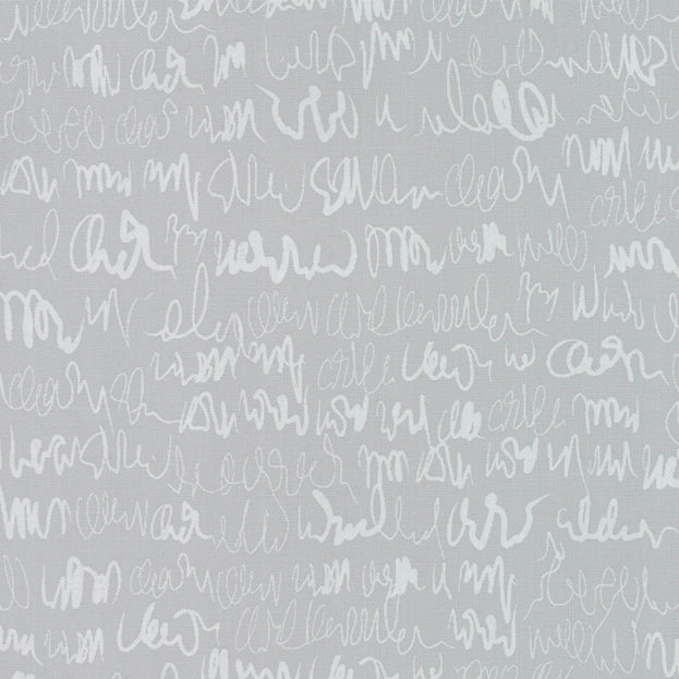 MODERN BACKGROUND PAPER Scribbles zen grey