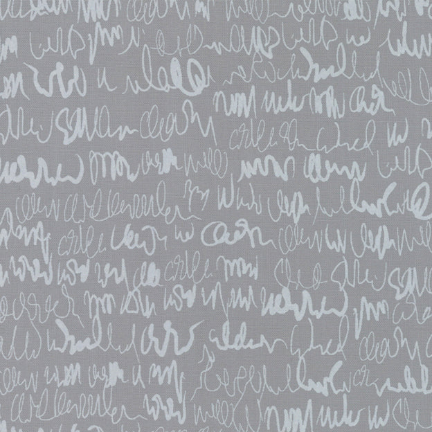 MODERN BACKGROUND PAPER Scribbles steel