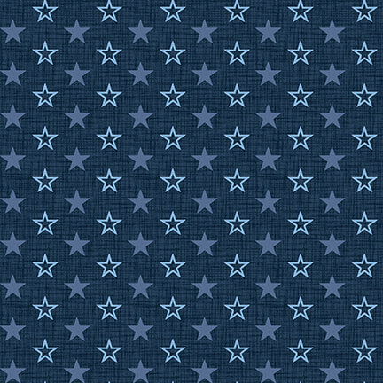 AMERICAN MUSCLE Mini Stars navy