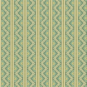 SECRET STASH EARTH TONES Chevron verdigris