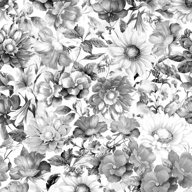 FANTASY Flowers grey