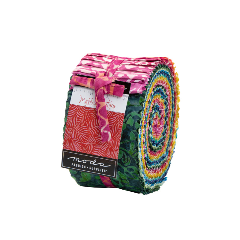 MALIBU BATIKS Jelly Roll