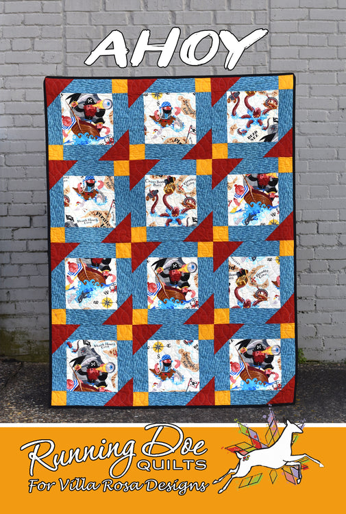NEW ZEALAND QUILTING PATTERN NEW From Villa Rosa Designs