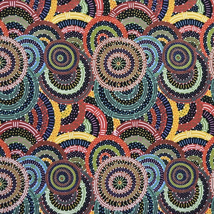 AUSTRALIAN Women's Body Dreaming black