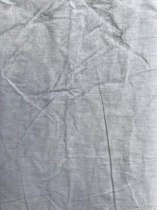 AGED MUSLIN Light Gray