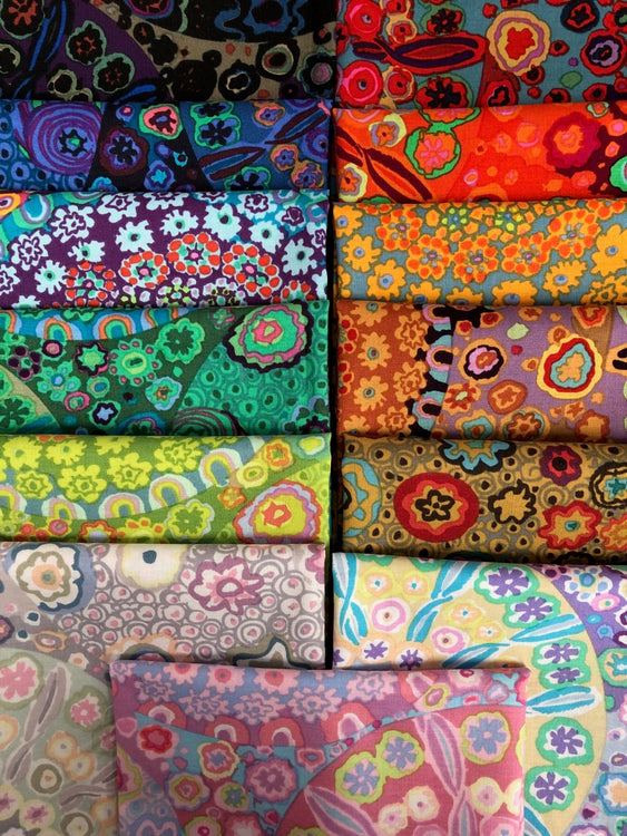 MILLEFIORE 13 fat quarters
