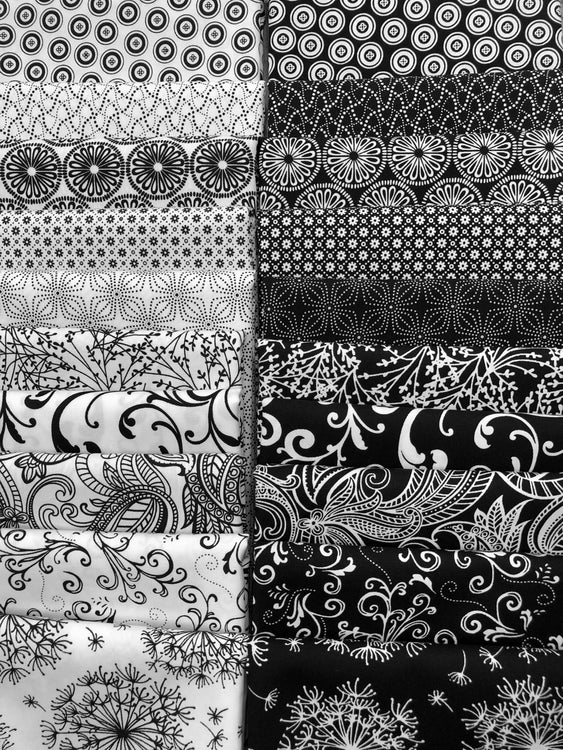 "NIGHT & DAY 20 Fat Sixths (12""x22"")"