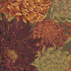 JAPANESE CHRYSANTHEMUM brown