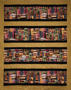 "RADIANCE Library Books  47""x60"""