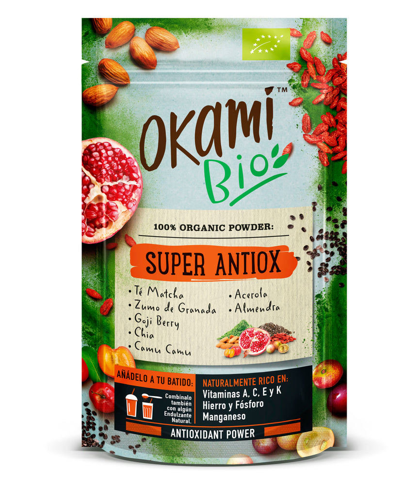 Super Antiox Superfood Powder Mix