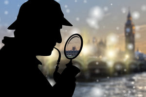 English Week : Detective Stories