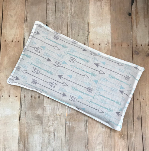 Eye Pillow Aromatherapy Organic Hot Cold Therapy