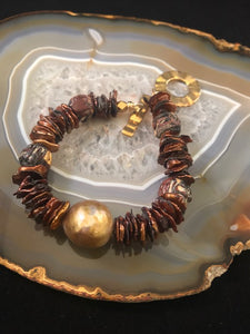 Autumn Colored Bracelet