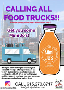 Calling all Food Trucks!