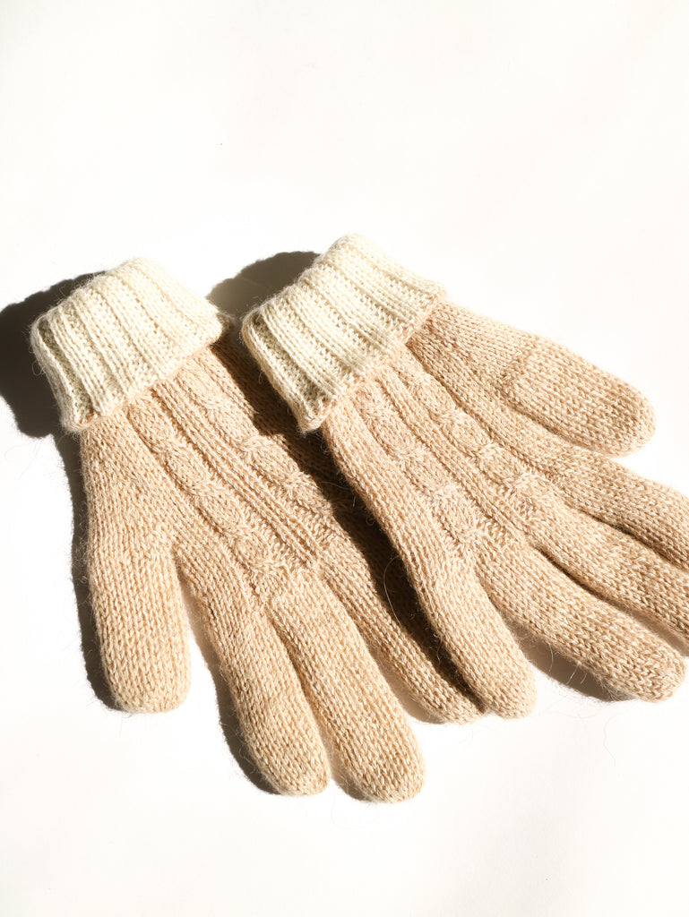 Baby Alpaca Gloves