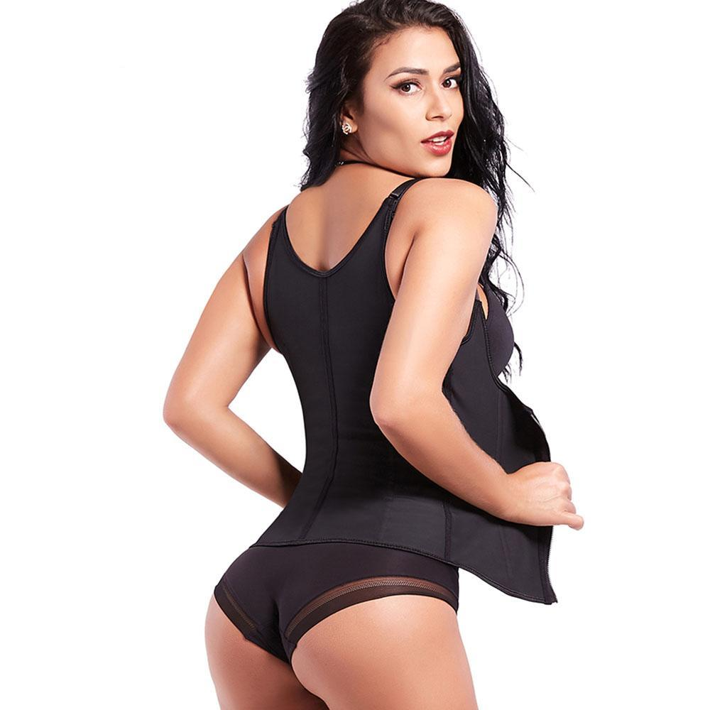 """Zip Up"" Waist Trainer - allgasnobrakez.com"