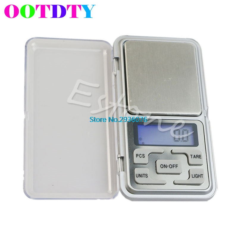 """Pocket Scale"" 500g x 0.1g Digital Scale - allgasnobrakez.com"