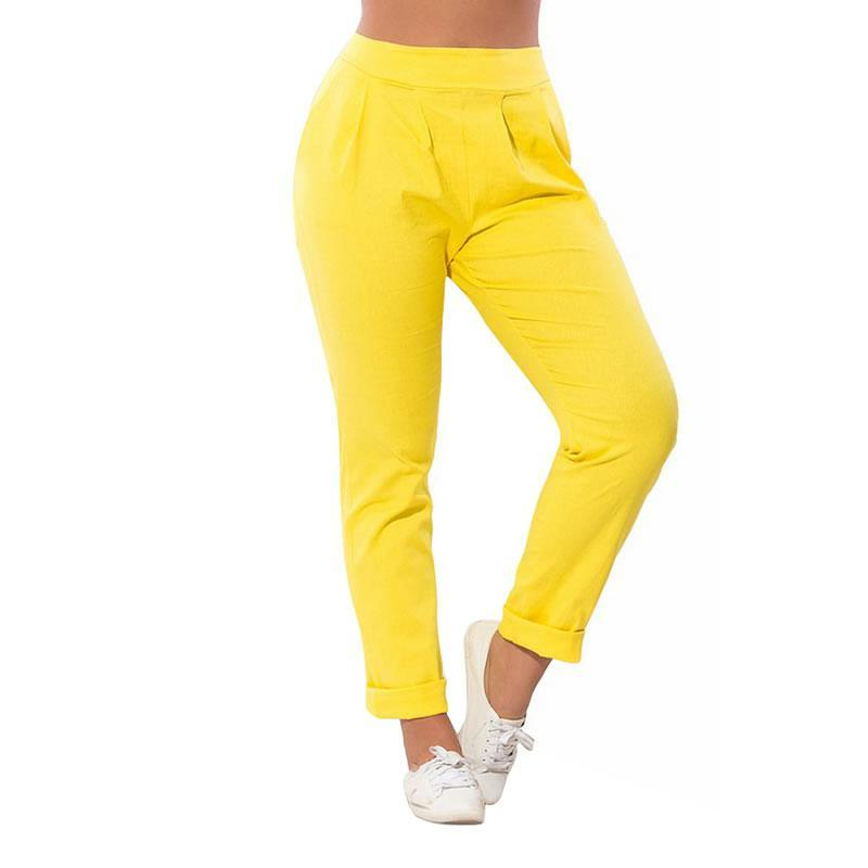 """Flirty Business"" Plus Size Pencil Pants - allgasnobrakez.com"
