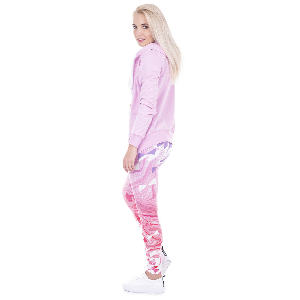 """Shapes"" Leggings - All Gas No Brakez"
