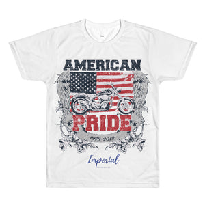 All-Over Printed American Pride T-Shirt