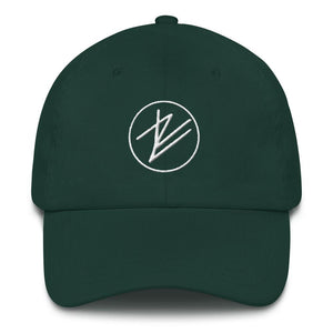 Lifestyle Comfort Embroidered Logo Dad Hat - Endangered Athletics