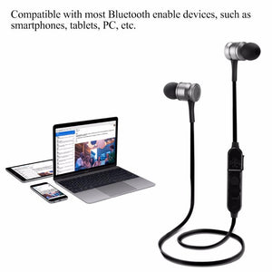 Wireless Bluetooth Earphone With Headset - Endangered Athletics
