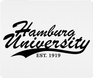 Mousepad Hamburg University
