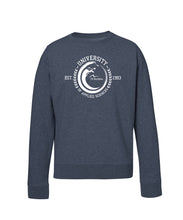 Sweatshirt Organic Line FH Westküste Heide - Dark Heather Blue