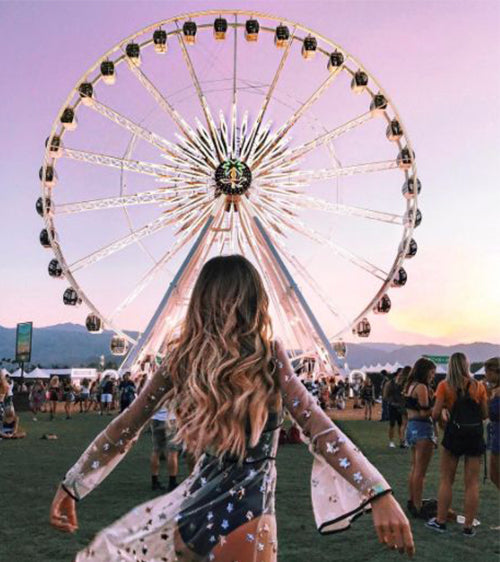 The Best Hairstyles from Coachella