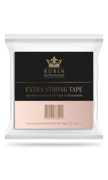 Rubin Extensions Replacement Tapes for Hair Extensions in a Roll