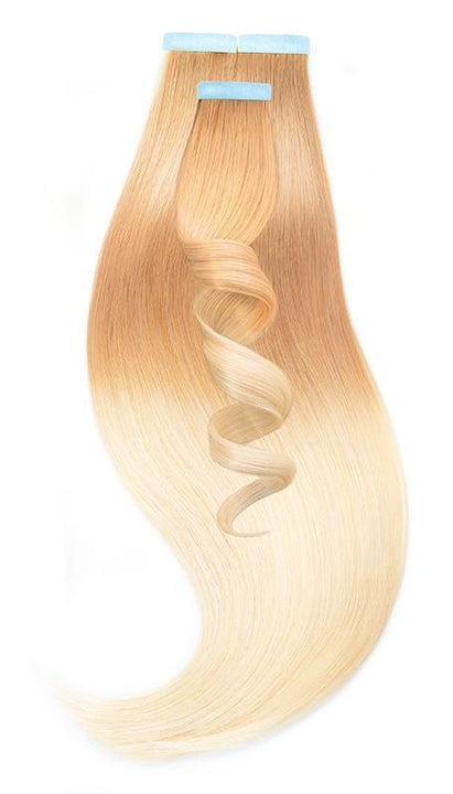 PRO DELUXE LINE OMBRÉ Honey Blonde & Beach Blonde Hair Extensions