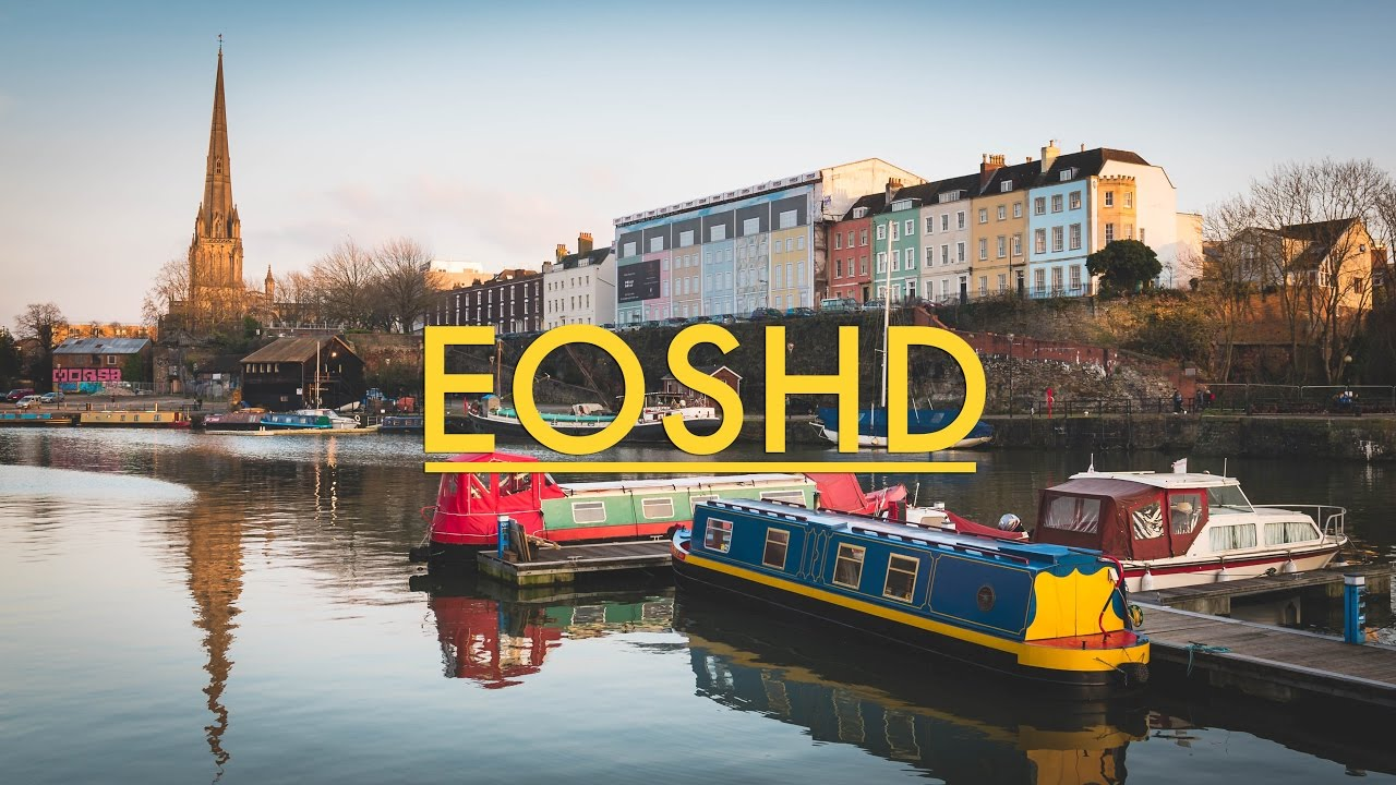 What is EOSHD? (Pro Colour For Sony)