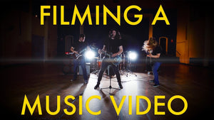 How To Film A Music Video