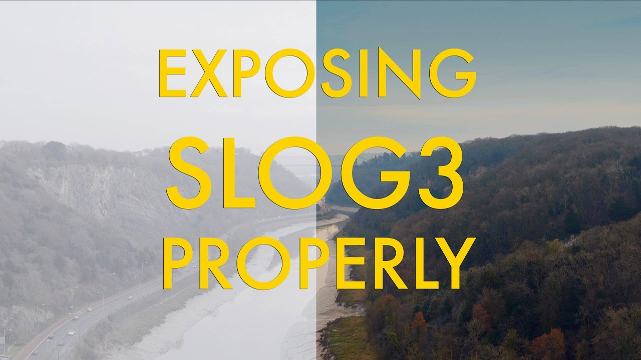 How to expose SLOG3 properly - No more noisy shadows!