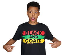 Black History Month Youth T-Shirts