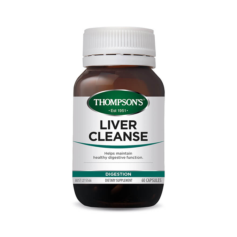 Thompson's Liver Cleanse