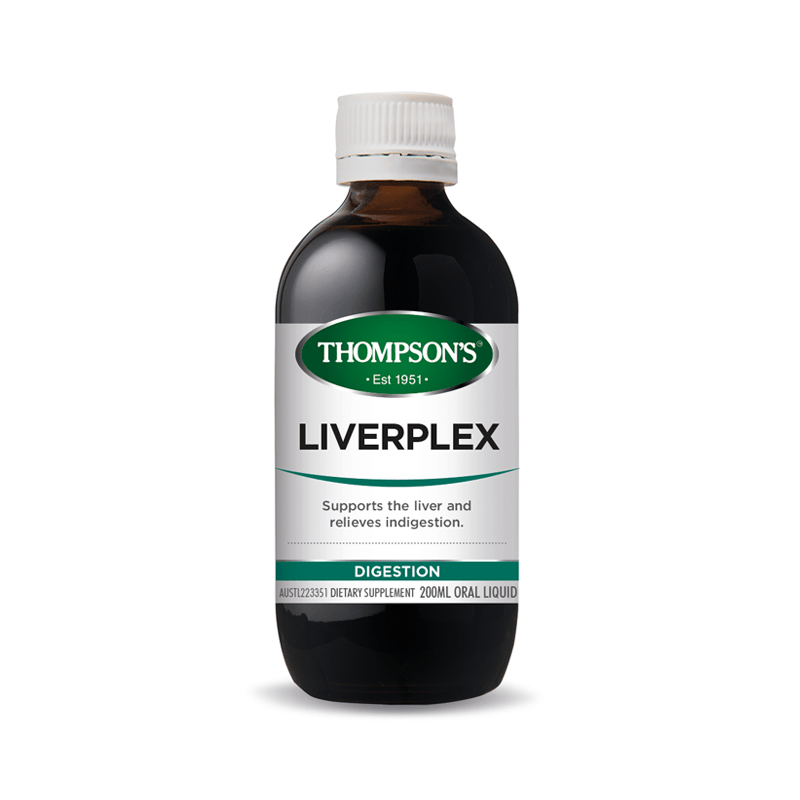 Thompson's Liverplex Oral Liquid