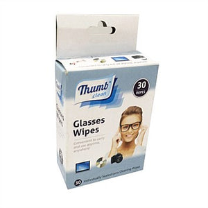 Thumb Clean Glasses Wipes