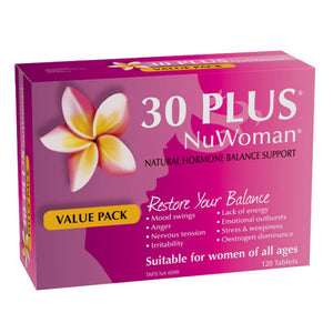 30 Plus NuWoman Tablets 120