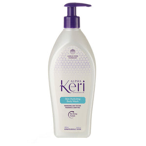 Alpha Keri Skin Hydrating Body Wash