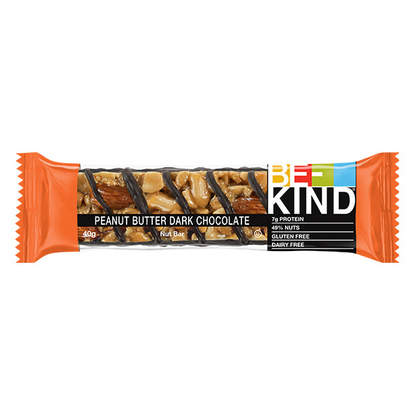 Peanut Butter Dark Chocolate Bar 40g