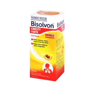 Bisolvon Chesty Forte Oral Liquid 200ml