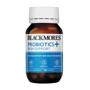Blackmores Probiotics Plus Skin Support