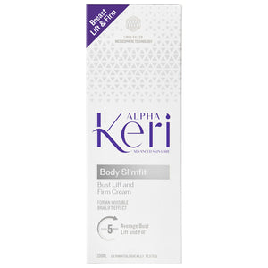 Alpha Keri Body Slimfit Bust Lift & Firm Cream 200ml