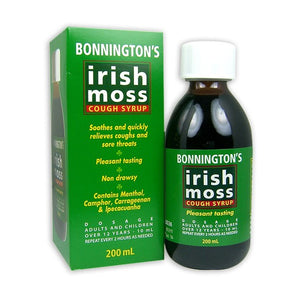 Bonnington's Irish Moss 200ml