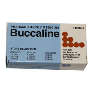 Buccaline 7 tablets